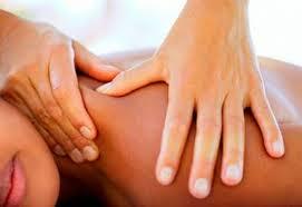 afbeelding nek-schouder massage